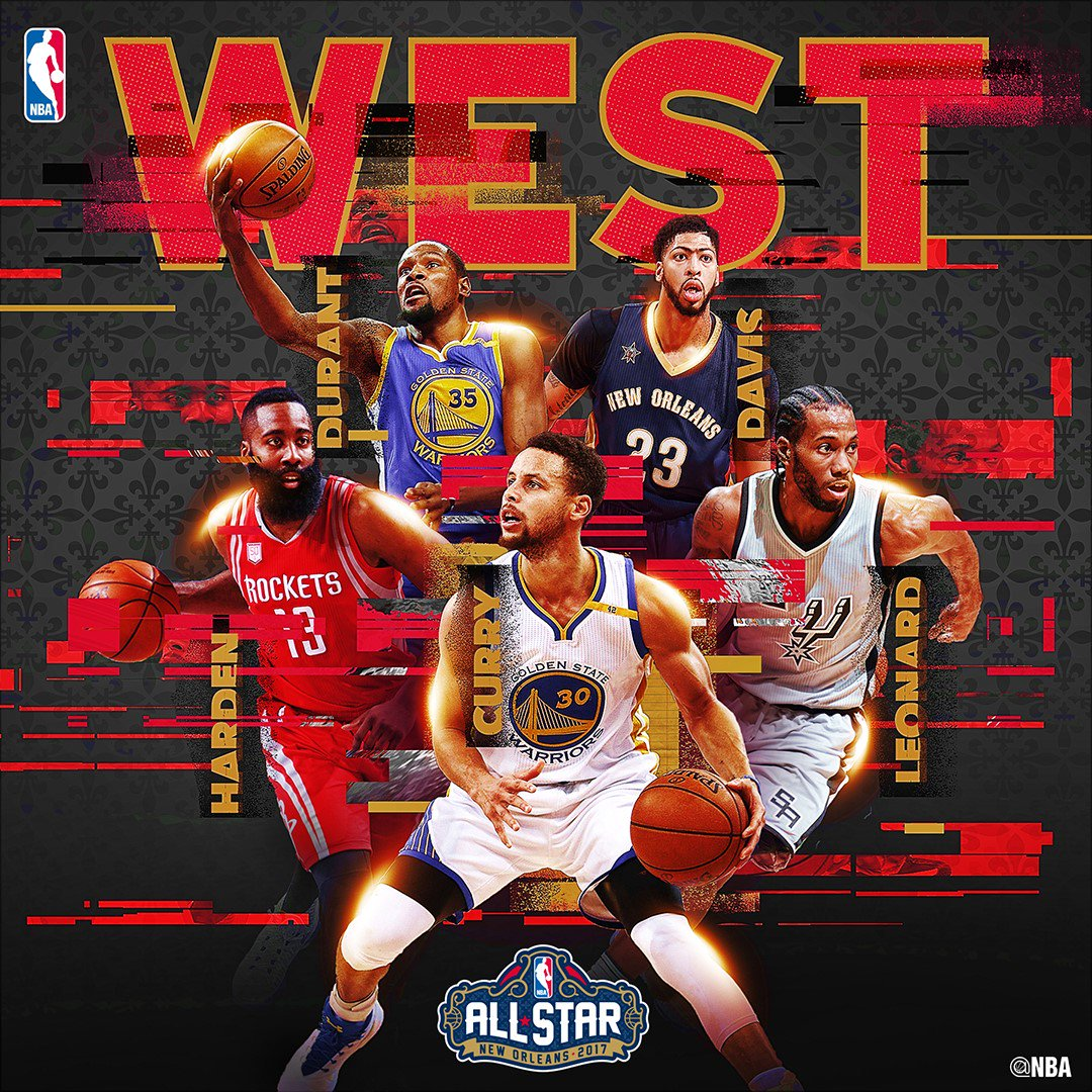 Nba: All-Star Game In 2017