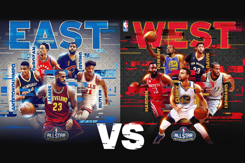 NBA: 66 Star Game – All-Star Game in 2017 – the first ...